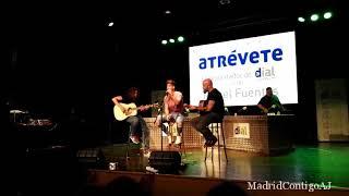 """""""Solo dime"""" en acústico - Antonio José en atrevete"""