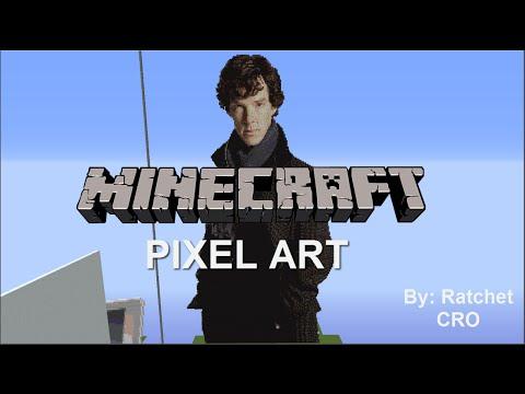 Minecraft Pixel Art Creations With Spritecraft