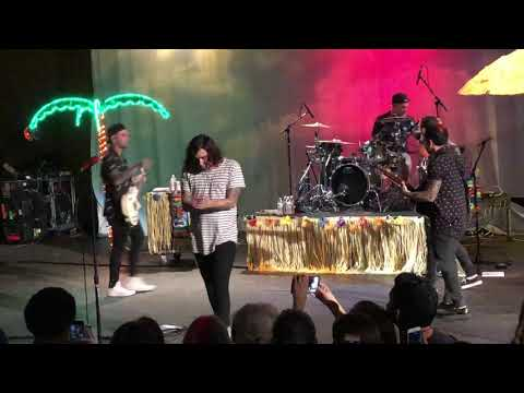 Sleeping With Sirens Santeria Cover