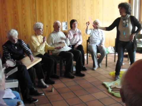 Musik mit Senioren - Es tönen die Lieder - Kandert