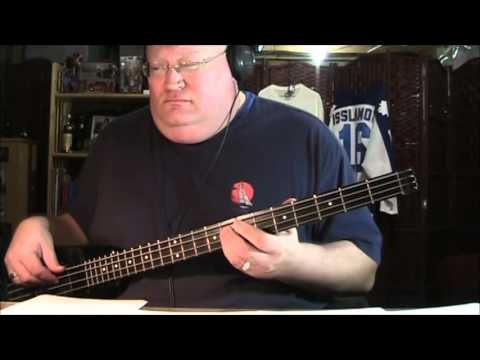 Pink Floyd Dogs Bass Cover with Notation