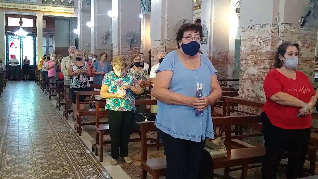 Misa de Nuestra Señora de la Candelaria