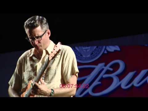 Cash Box Kings at Cincy Blues Fest 2015