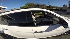 2015 hyundai santa fe windshield replacment pt 1