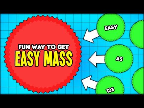 MAKE IT RAIN!!! INSANE NEW DISCOVERY IN AGARIO EXPERIMENTAL MODE (MOST ADDICTIVE GAME - AGAR.IO #36)