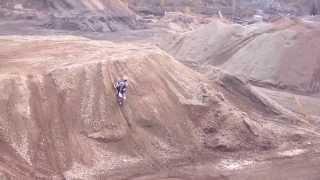 ttr 125 hillclimbing part 1(, 2014-01-10T21:19:30.000Z)