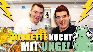 Jan wurde angezeigt?! Tourette KOCHT UNGESPIELT'S NEUES ESSEN! | Gewitter im Kopf