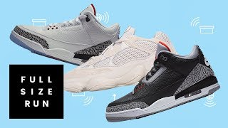 What Are The Best and Worst All-Star Sneakers? | Full Size Run