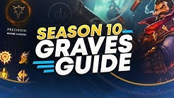 CHALLENGER SEASON 10 GRAVES GUIDE (UPDATED) | League of Legends