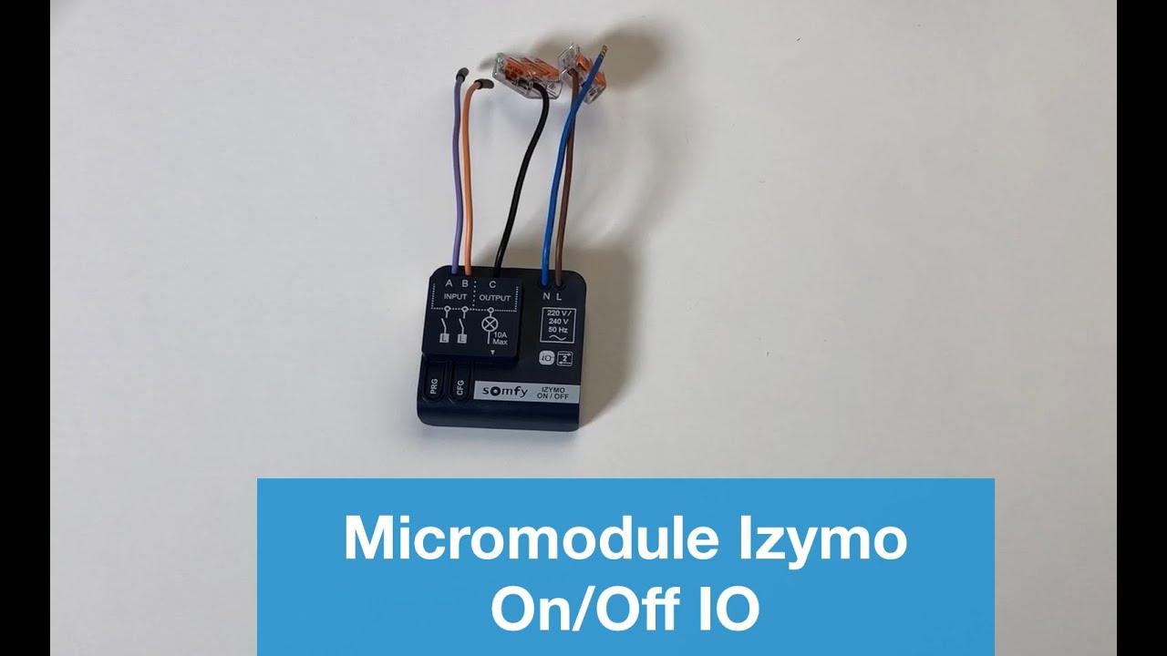 Tutoriel Energeasy Connect Association Du Module Izymo On Off Io
