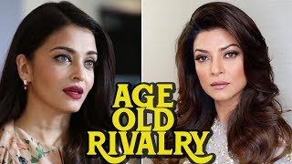 Age Old Rivalry - Aishwarya Rai & Sushmita Sen !!