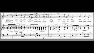 Caro Mio Ben - Low Key - C Major - Accopmpaniment - Giordani