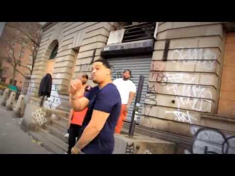 St. Laz Feat. Pressure - Raised In The Ville (Official Video HD)
