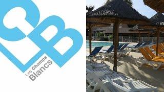 Camping Les Champs Blancs avec pôle aquatique, restaurant, animations à Agde en Hérault (34)