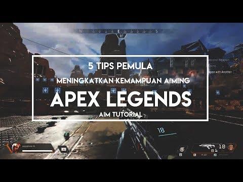 Tips Aim Apex Legends untuk pemula -  Cara meningkatkan kemampuan aim di game apex legends indonesia