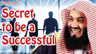 Secret to be a Successful ᴴᴰ ┇Mufti Ismail Menk┇ Dawah Team