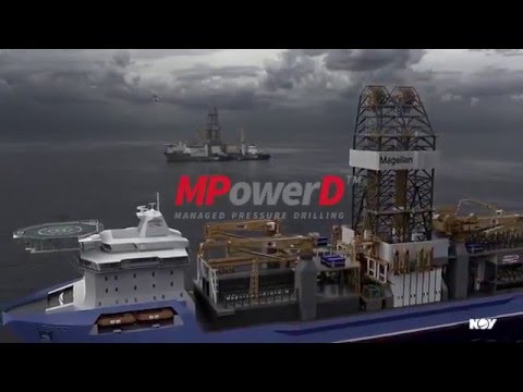 NOV Rig of the Future implemented on Magellan