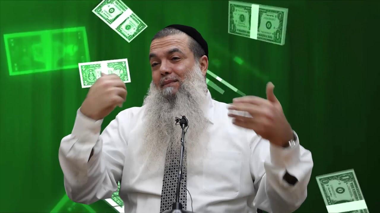 אמונה קצר: המיליארדר - הרב יגאל כהן HD