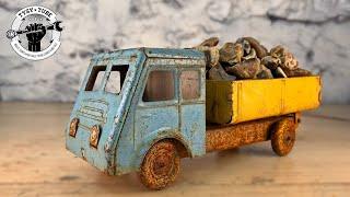 1960s Dump Truck Restoration