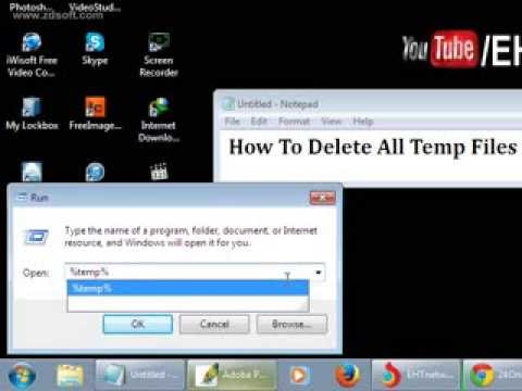 how to delete documents and data on iphone how to delete all temp files in windows 7 automatically 20791