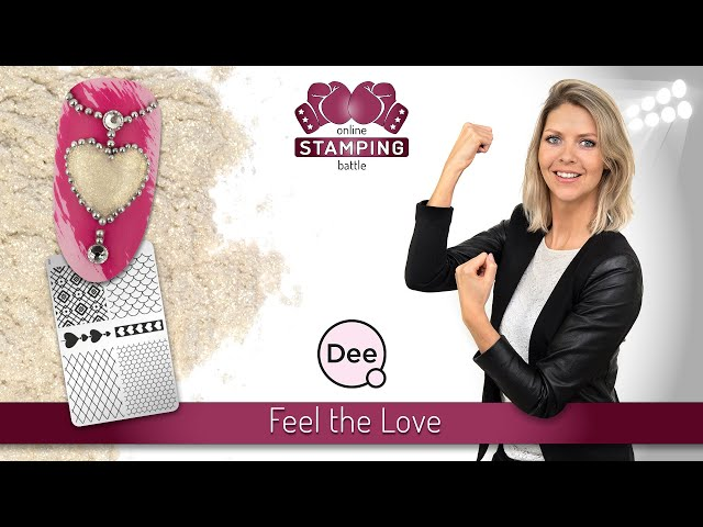 Round 5 :YOURS Online Stamping Battle 'Feel the Love'