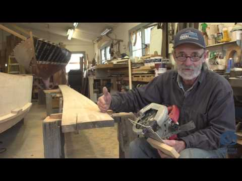 Building the TotalBoat work skiff - The Inwales (Episode 28)