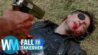 Top 10 Satisfying Deaths in The Walking Dead