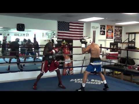 sergey kovalev sparring