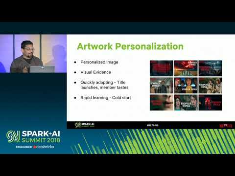 Near Real-Time Netflix Recommendations using Apache Spark (Nitin Sharma and  Elliot Chow)