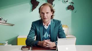 Olaf Schubert: Maximale Datensicherheit mit Office 365