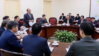 Tổ Tư vấn kinh tế của Thủ tướng họp sơ kết hoạt động 2017, triển khai kế hoạch hoạt động 2018