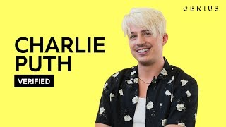 Charlie PuthThe Way I Am LyricsMeaning Verified