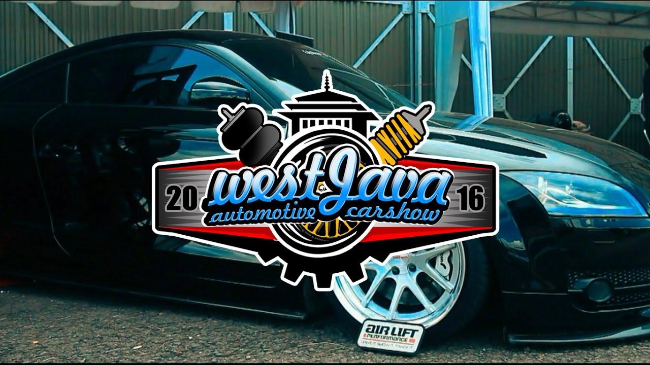 WEST JAVA AUTOMOTIVE CAR SHOW 2016 | BANDUNG