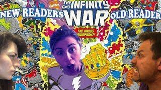 Old Reader, New Readers: Infinity War
