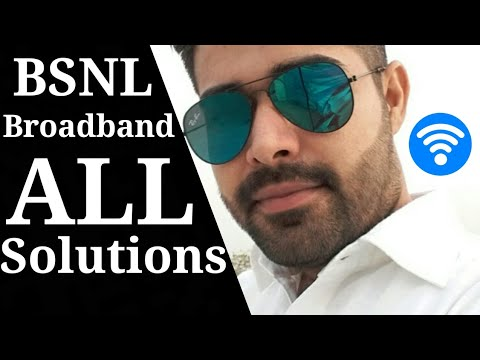 Update Solutions  BSNL Broadband Problem   8 Mbps   10 Mbps   2017 speed trick   happy browsing  