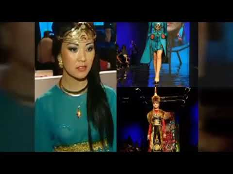 #Turkic #Fashion in #Turkey - Türk Defilesi Türkiye'de