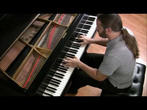 The Favorite by Scott Joplin | Cory Hall, pianist-composer (arr. by Hall)