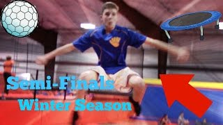 Winter Season Tournament Game 2 | NEA Blitzball *Trampoline Park*