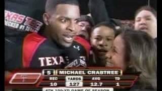 カレッジアメフトのスゴイ試合 2008 Football Texas Tech - Texas Highlights