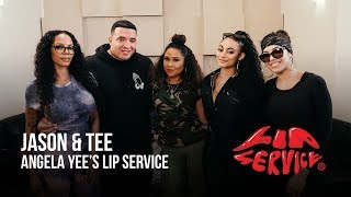 Angela Yee39s Lip Service Ft Jason Lee amp Tee