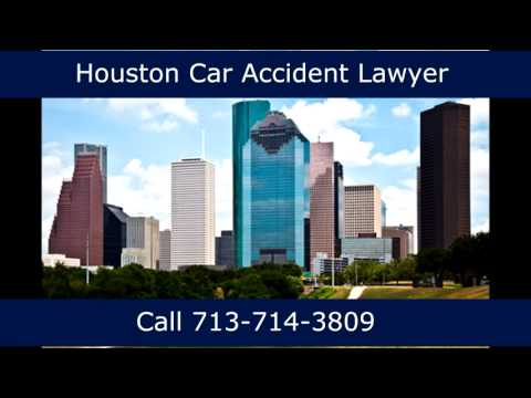 Houston Car Accident Lawyer Call 713-714-3809