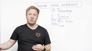 How Income Share Agreements Work (USA only) | Whiteboard Friday