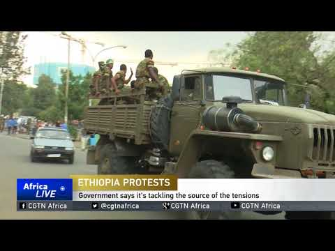 Ethiopian army banned from Oromia-Somali areas