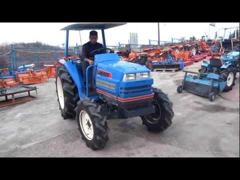 ΤΡΑΚΤΕΡ ISEKI TA317 4X4 4WD www.trakter.com ΤΑΓΤΑΛΕΝΙΔΗΣ ΤΡΑΚΤΕΡΑΚΙΑ