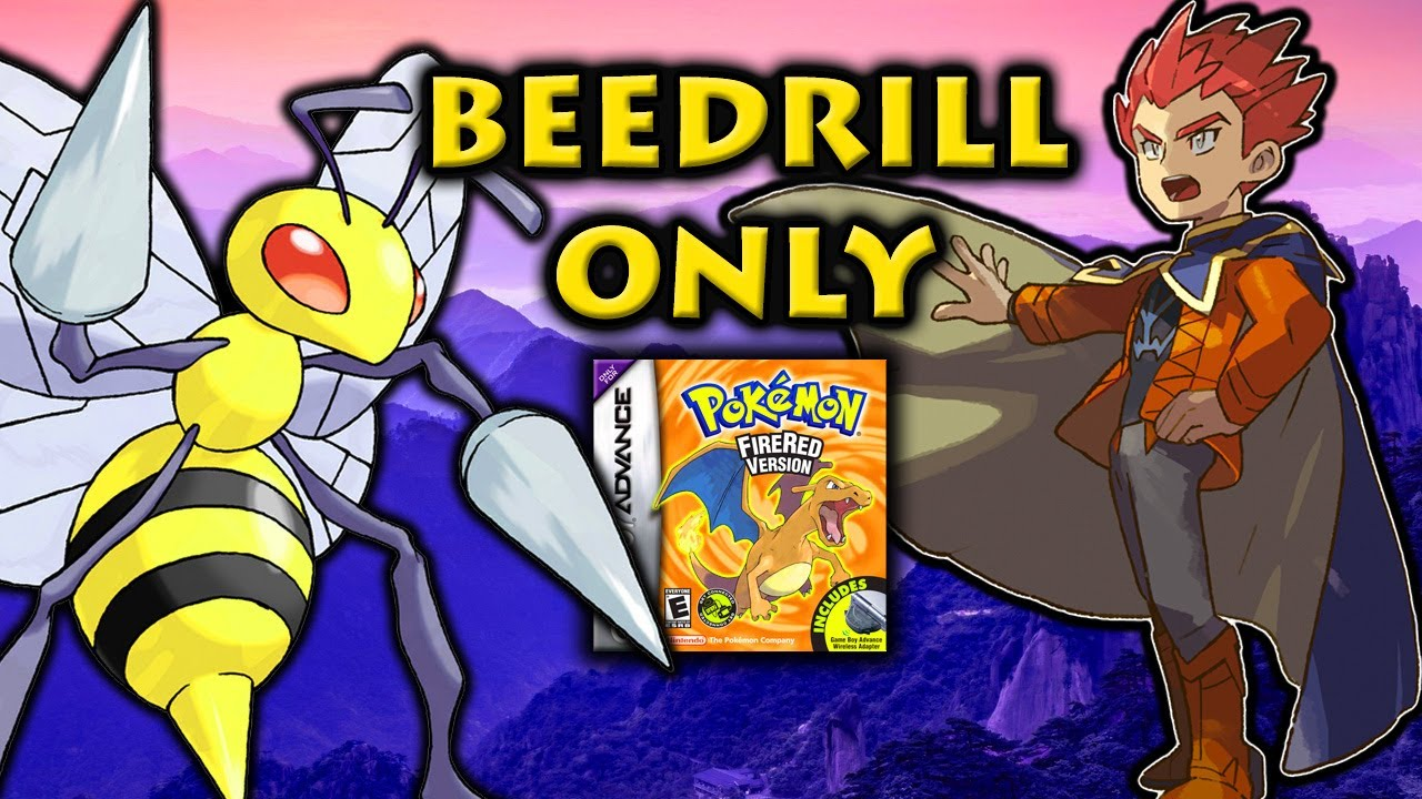 Download Can You Beat POKEMON With ONLY a BEEDRILL? (Ep 12 Vs. Lance)