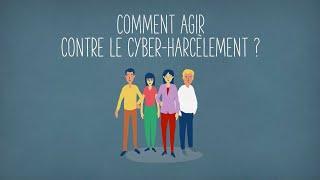 Agir contre le cyber-harcèlement