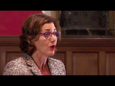 Human Organs Debate | Vivienne Parry | Opposition