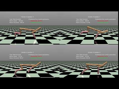 CAVIA: Fast Context Adaptation via Meta-Learning