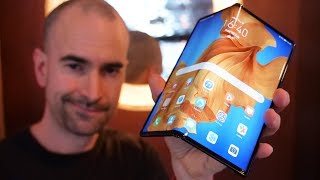 Huawei Mate Xs | Hands-on Review | Galaxy Fold Killer?