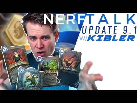 Discussion Of Balance Changes In 9.1 w/ Brian Kibler